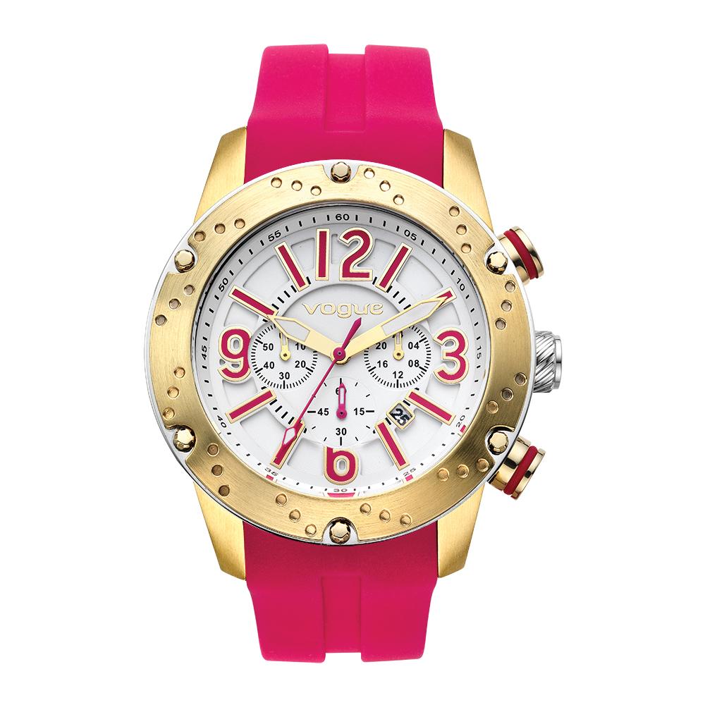 VOGUE – Γυναικείο ρολόι VOGUE φούξια