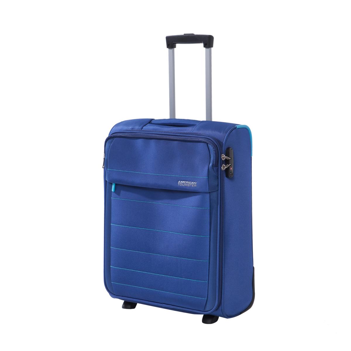 AMERICAN TOURISTER – Βαλίτσα καμπίνας TIDAL American Tourister μπλε