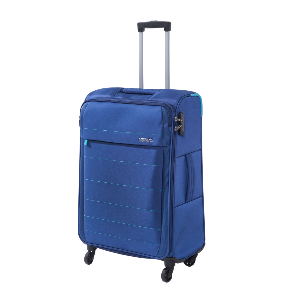 AMERICAN TOURISTER – Βαλίτσα μεσαία TIDAL American Tourister μπλε