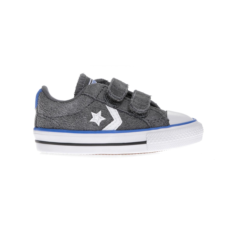 CONVERSE – Βρεφικά παπούτσια Star Player 2V Ox γκρι