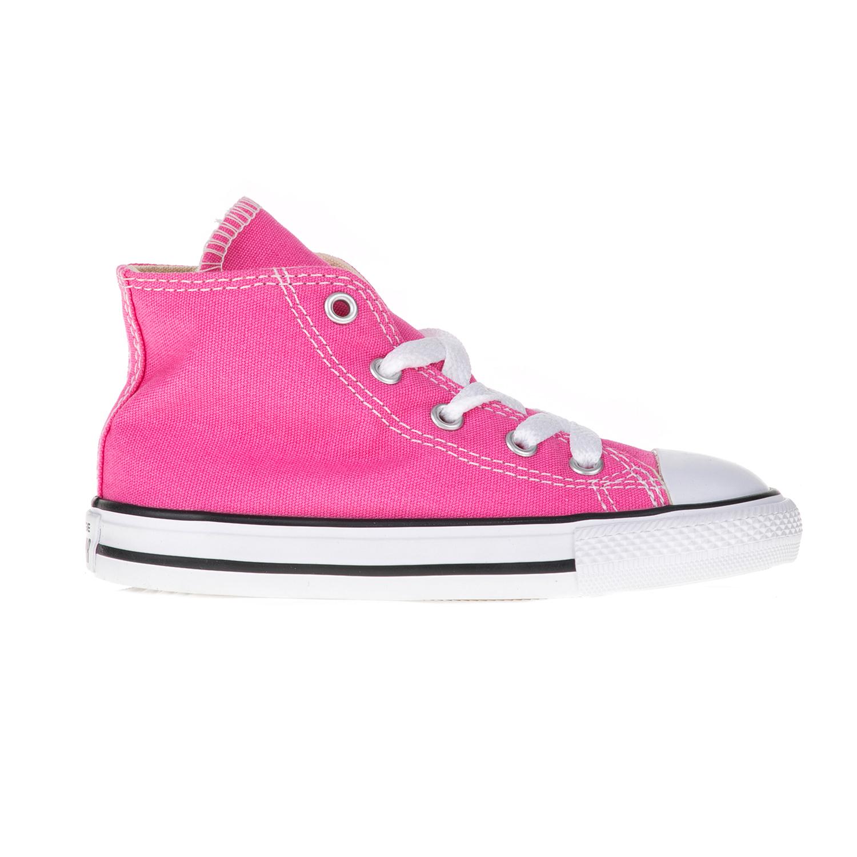 CONVERSE – Παιδικά μποτάκια Chuck Taylor All Star Hi ροζ