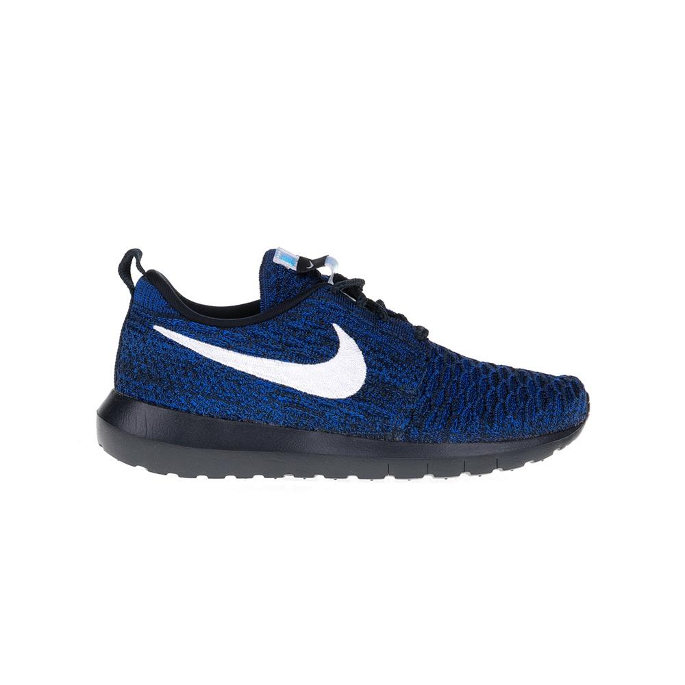 NIKE – Γυναικεία παπούτσια NIKE ROSHE NM FLYKNIT μπλε-μαύρα