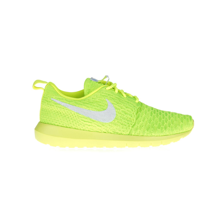 NIKE – Γυναικεία παπούτσια NIKE ROSHE NM FLYKNIT κίτρινα