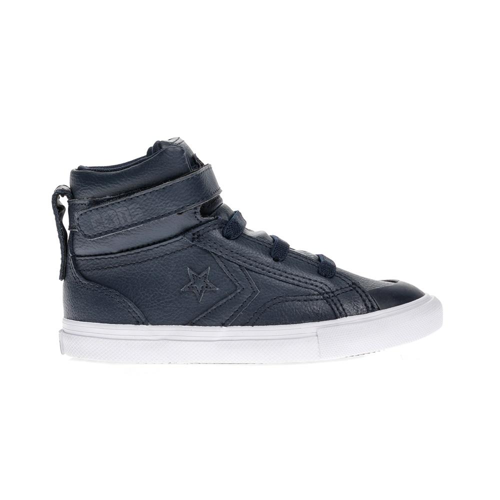 CONVERSE – Βρεφικά παπούτσια Pro Blaze Strap HI μπλε