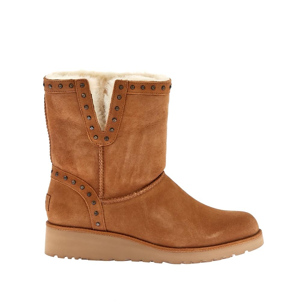 UGG AUSTRALIA - Γυναικεία παπούτσια Ugg Australia μπεζ γυναικεία παπούτσια μπότες μποτάκια μποτάκια