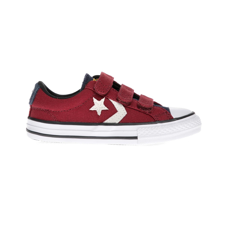 CONVERSE – Παιδικά παπούτσια STAR PLAYER 3V OX κόκκινα