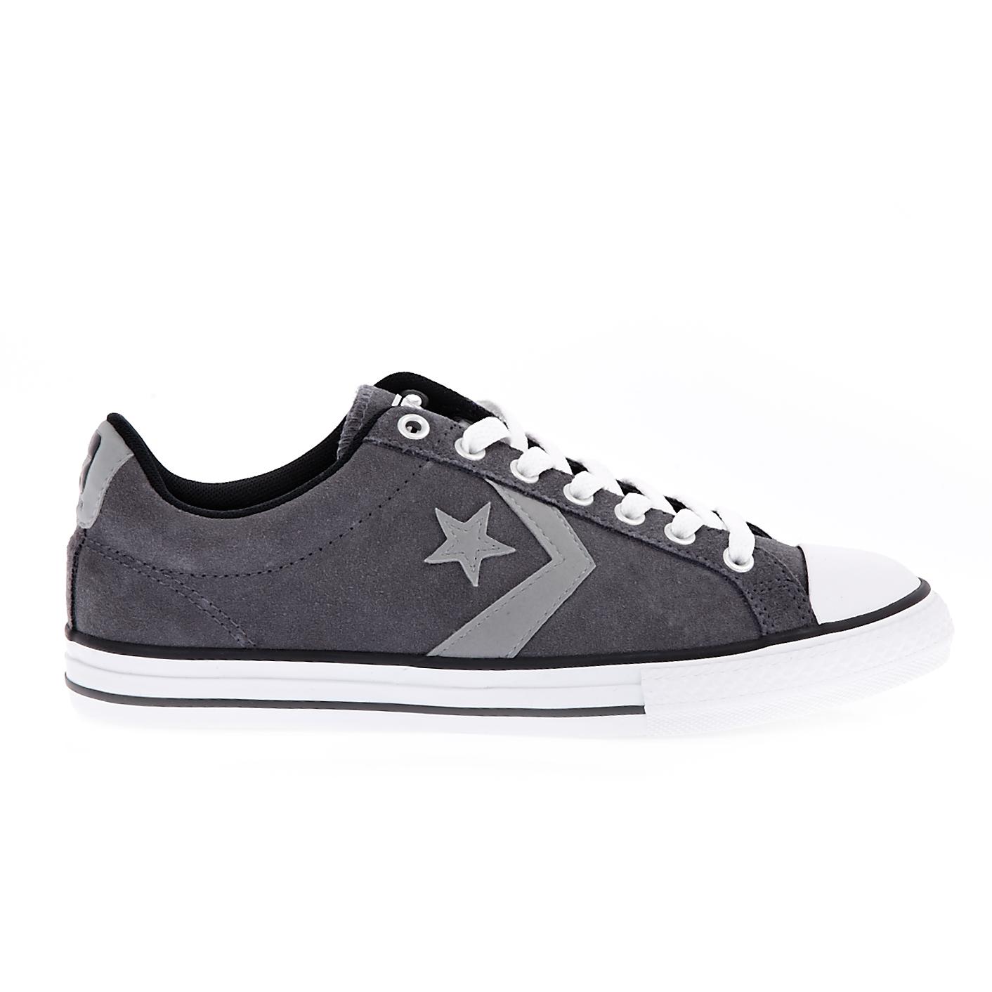CONVERSE – Παιδικά παπούτσια Star Player Ev OX γκρι