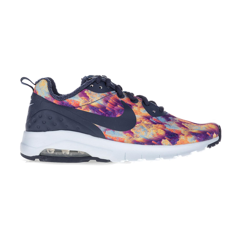 NIKE – Γυναικεία αθλητικά παπούτσια NIKE AIR MAX MOTION LW PRINT μπλε-μοβ