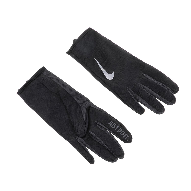 NIKE – Ανδρικά γάντια για τρέξιμο NIKE MEN'S RALLY RUN GLOVES 2 μαύρα