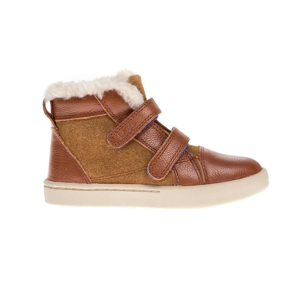 UGG AUSTRALIA – Βρεφικά παπούτσια Ugg Australia καφέ