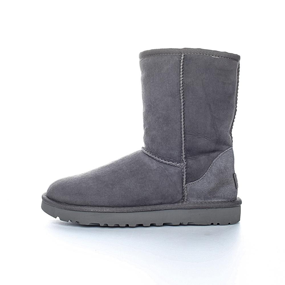 UGG – Γυναικείες μπότες Classic Short II UGG γκρι