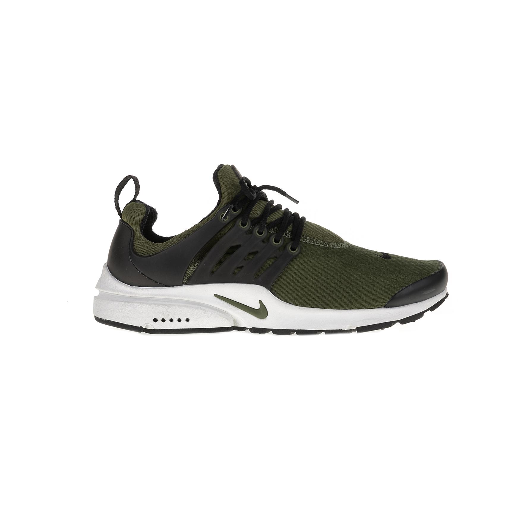 NIKE - Ανδρικά αθλητικά παπούτσια Nike AIR PRESTO ESSENTIAL χακί 4f3cbd4033f