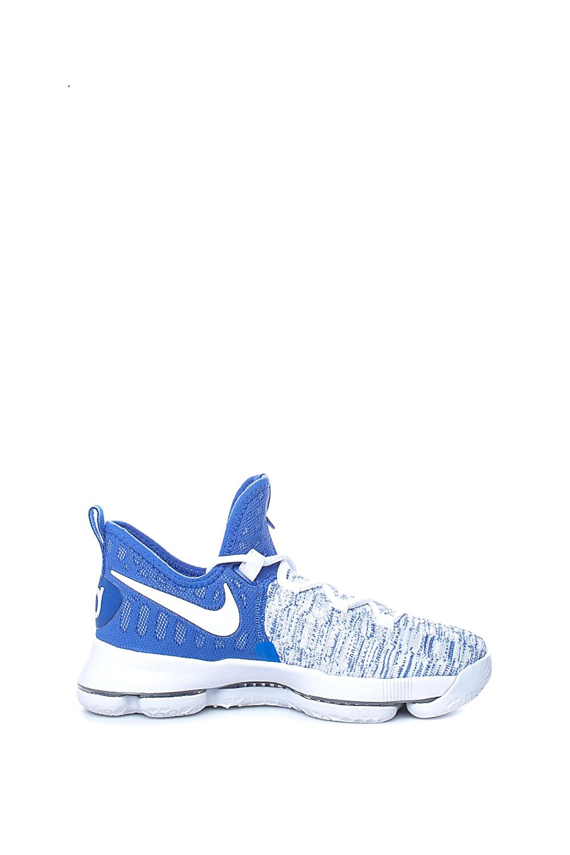 NIKE – Παιδικά παπούτσια μπάσκετ Nike ZOOM KD9 (GS) λευκό-μπλε