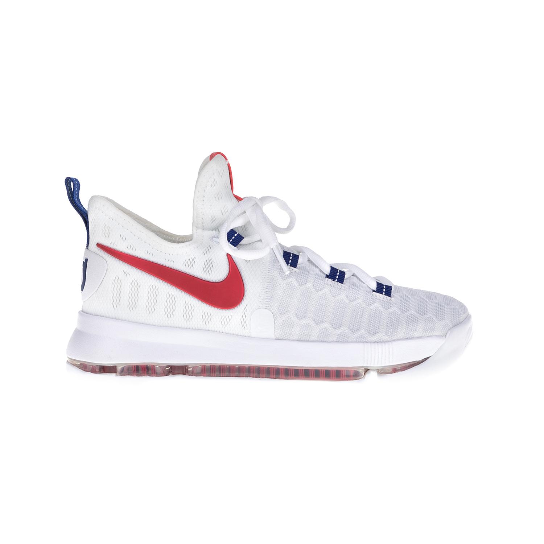 NIKE – Παιδικά αθλητικά παπούτσια NIKE ZOOM KD9 λευκά