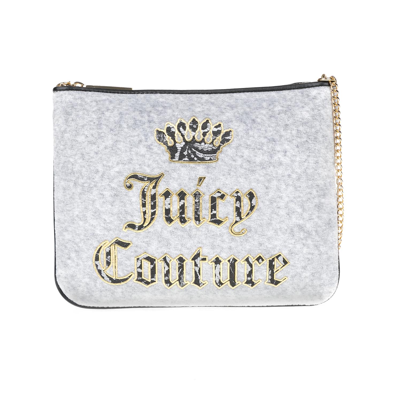 JUICY COUTURE – Γυναικεία τσάντα JUICY COUTURE γκρι 1474550.0-00Y1