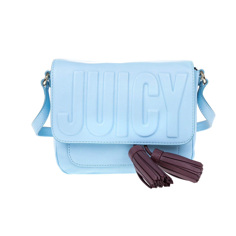 JUICY COUTURE – Γυναικεία τσάντα JUICY COUTURE μπλε 1474559.0-0033