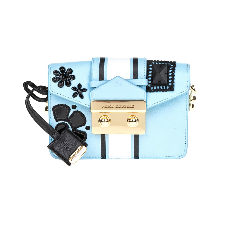 JUICY COUTURE – Γυναικεία τσάντα JUICY COUTURE μπλε 1474564.0-0033