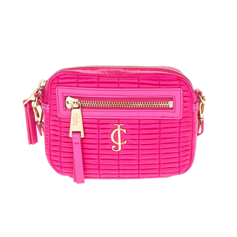 JUICY COUTURE – Γυναικεία τσάντα JUICY COUTURE ροζ 1474575.0-00F1