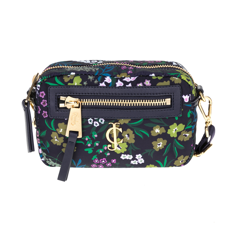 JUICY COUTURE – Γυναικεία τσάντα JUICY COUTURE εμπριμέ 1474588.0-0013