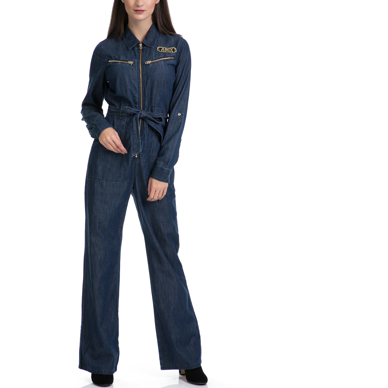 JUICY COUTURE – Ολόσωμη φόρμα JUICY COUTURE μπλε