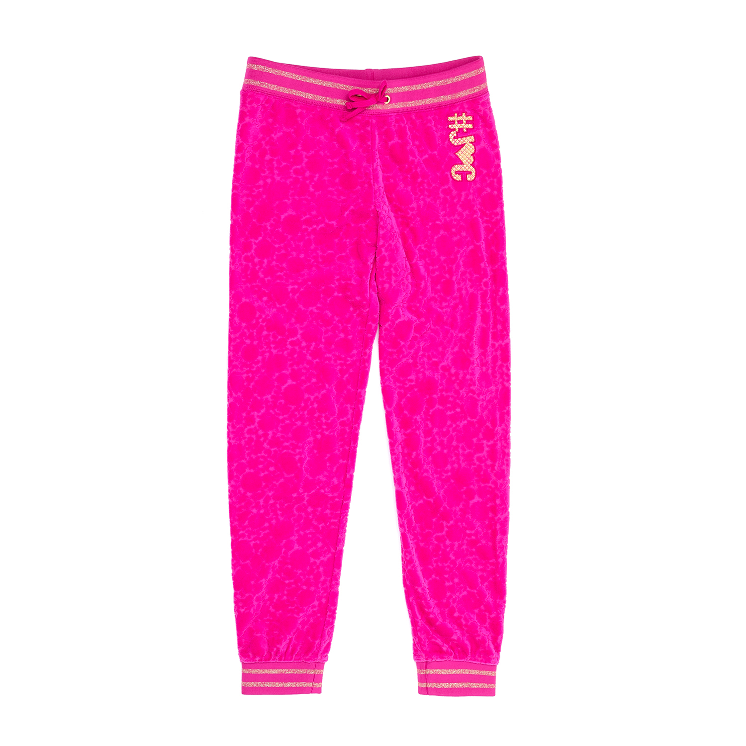 JUICY COUTURE KIDS – Παιδικό παντελόνι JUICY COUTURE KIDS ροζ