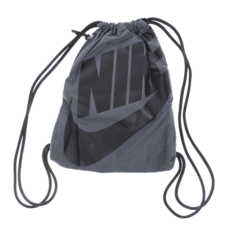 NIKE - Σακίδιο πλάτης Nike HERITAGE GMSK γκρι ανδρικά αξεσουάρ τσάντες σακίδια αθλητικές
