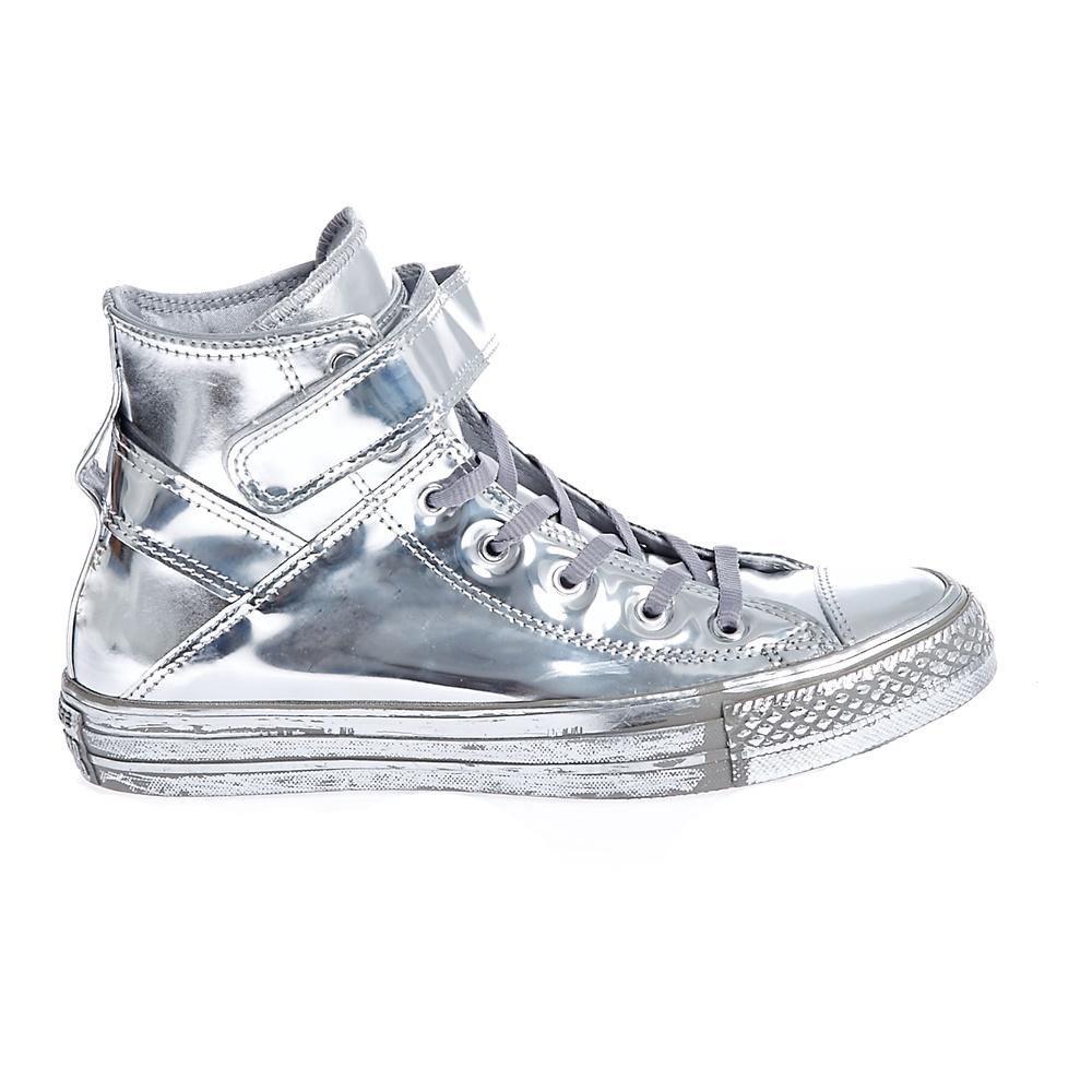 bf9c1836cc7f0 CONVERSE - Γυναικεία παπούτσια CT AS BREA HI ασημί απόχρωση