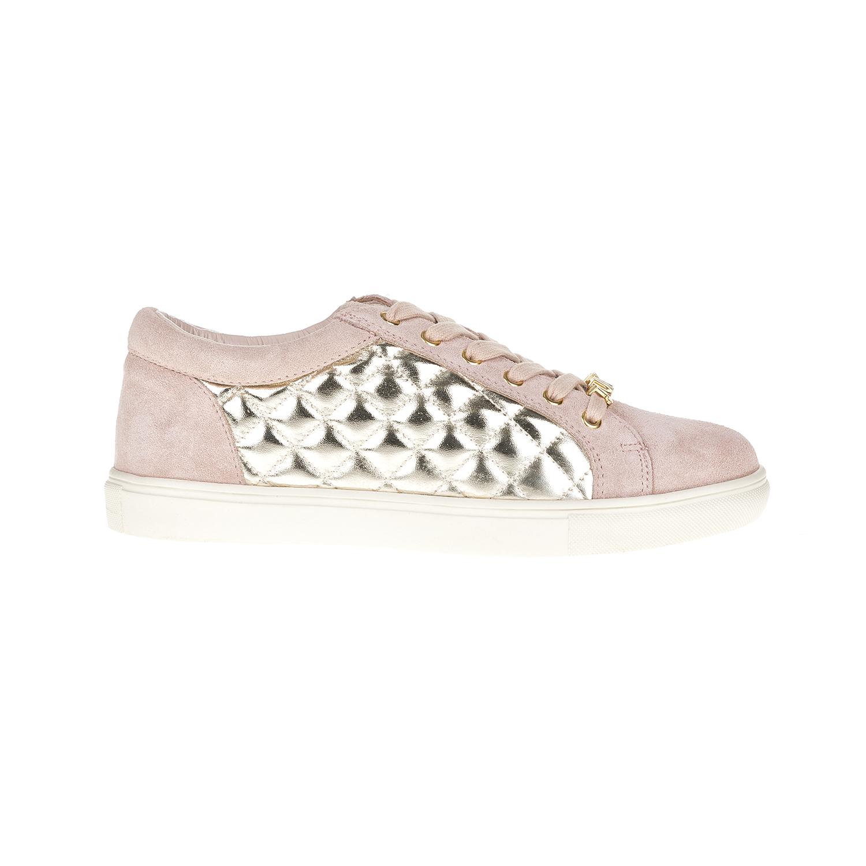 JUICY COUTURE - Γυναικεία παπούτσια JUICY COUTURE ροζ-χρυσά