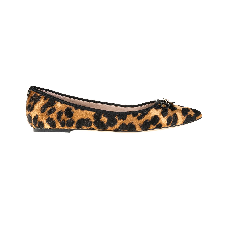 JUICY COUTURE – Γυναικεία παπούτσια JUICY COUTURE καφέ-μαύρα