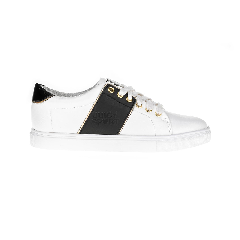 JUICY COUTURE – Γυναικεία παπούτσια JUICY COUTURE μαύρα-άσπρα