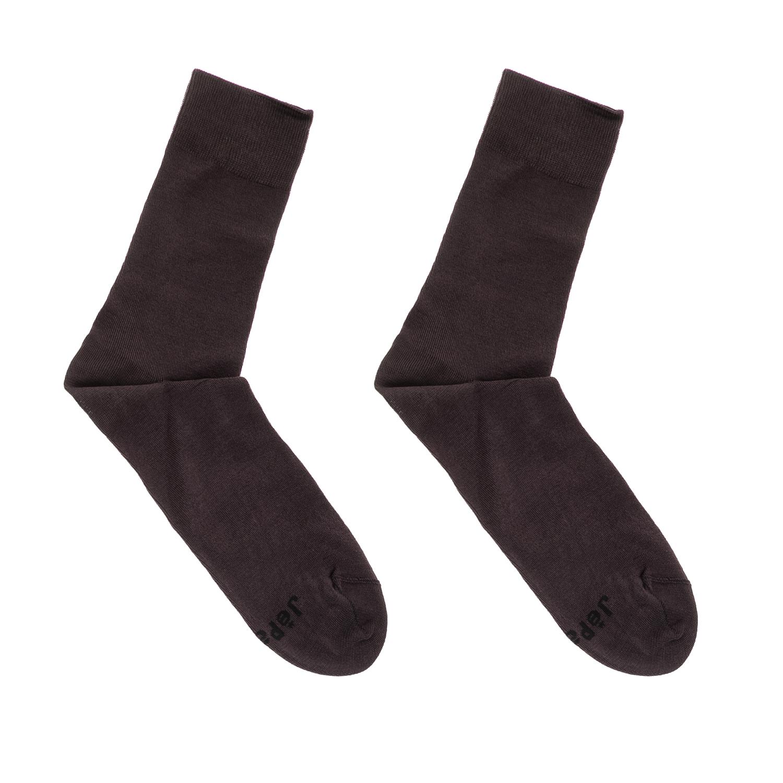 GSA – Ανδρικές κάλτσες MEN MERSERIZED ANKLE SOCKS GSA καφέ