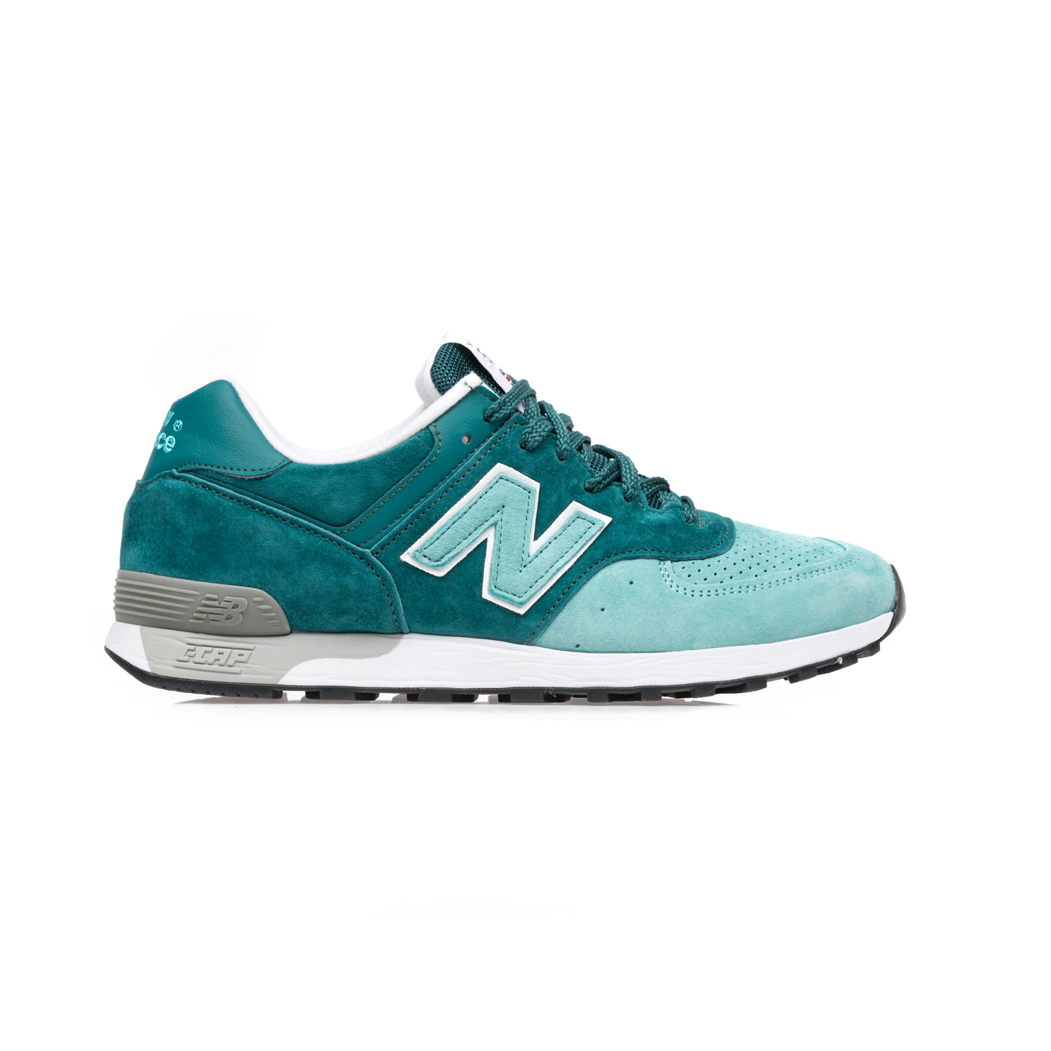 NEW BALANCE - Ανδρικά sneakers NEW BALANCE πράσινα ανδρικά παπούτσια sneakers