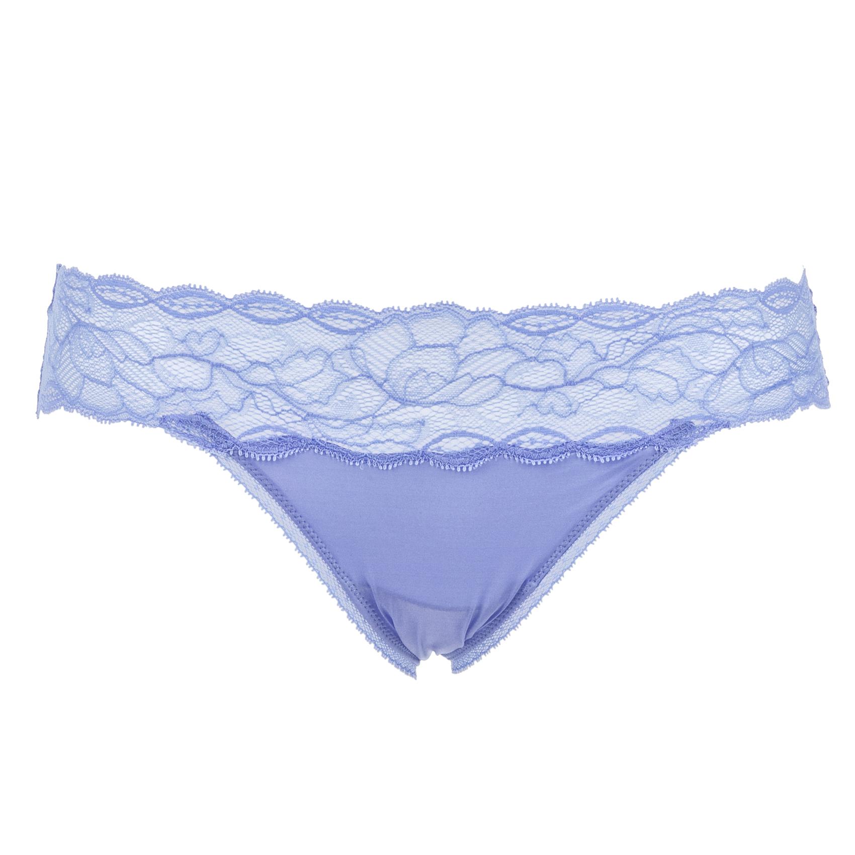 CK UNDERWEAR – Γυναικείο σλιπ CK UNDERWEAR μπλε