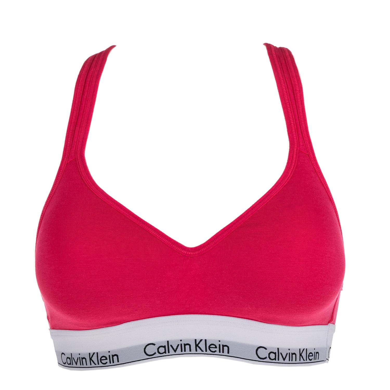 CK UNDERWEAR – Σουτιέν Calvin Klein ροζ