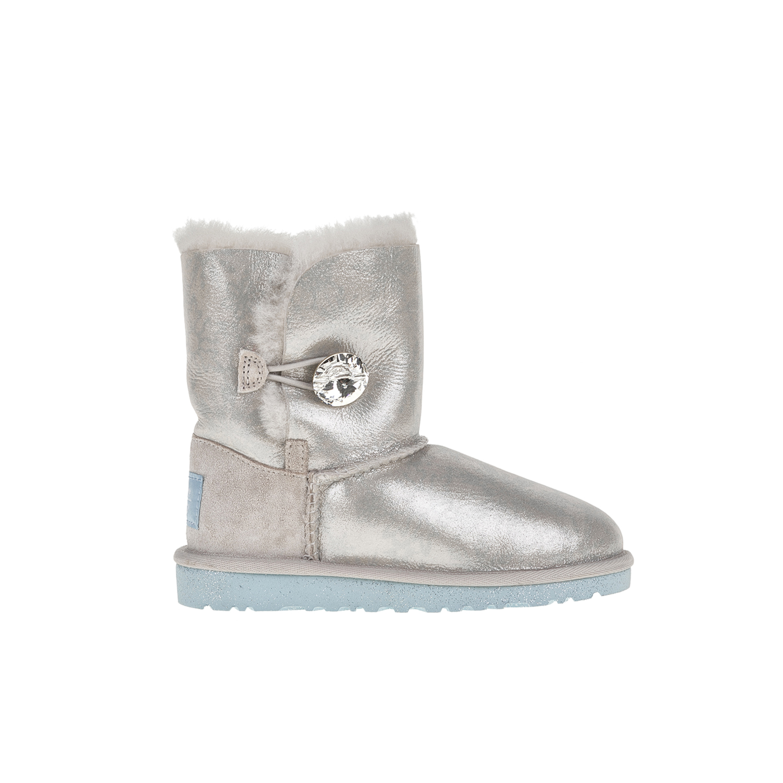 UGG – Κοριτσίστικες μπότες UGG K ARENDELLE ασημί
