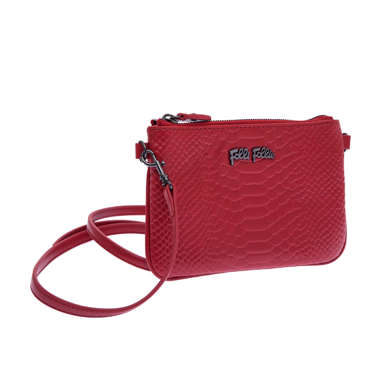 FOLLI FOLLIE – Γυναικεία τσάντα Folli Follie κόκκινη 1480051.0-0000