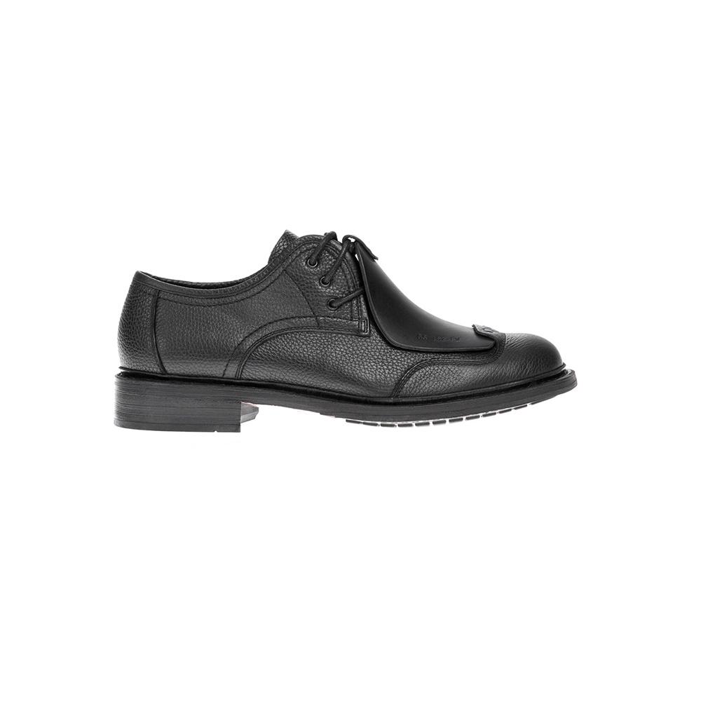G-STAR RAW - Αντρικά παπούτσια G-STAR RAW μαύρα ανδρικά παπούτσια μοκασίνια loafers