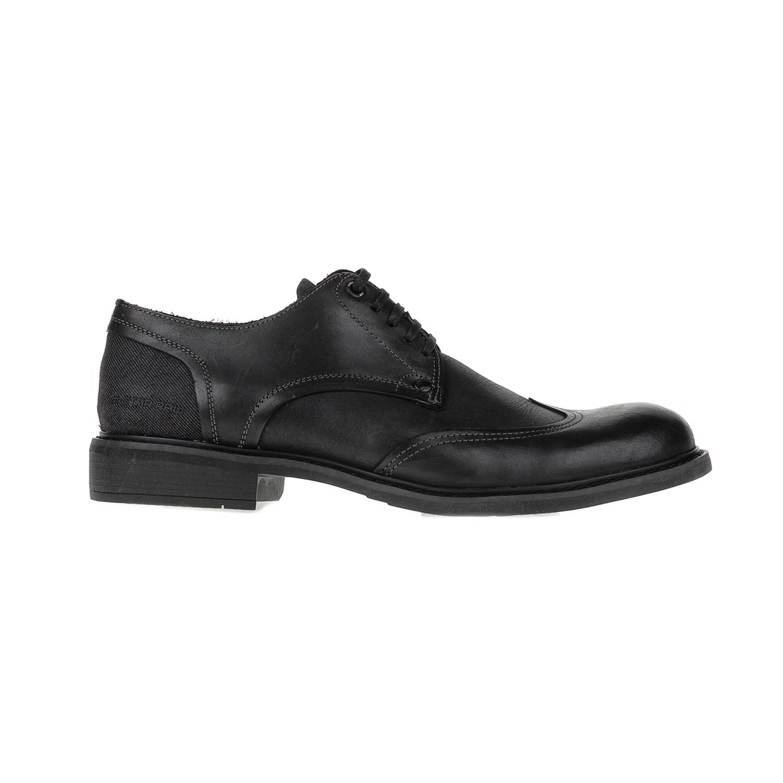 G-STAR – Ανδρικά παπούτσια WARTH G-STAR μαύρα
