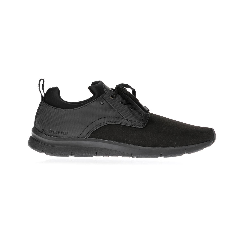 G-STAR RAW - Αντρικά παπούτσια G-STAR RAW μαύρα ανδρικά παπούτσια sneakers