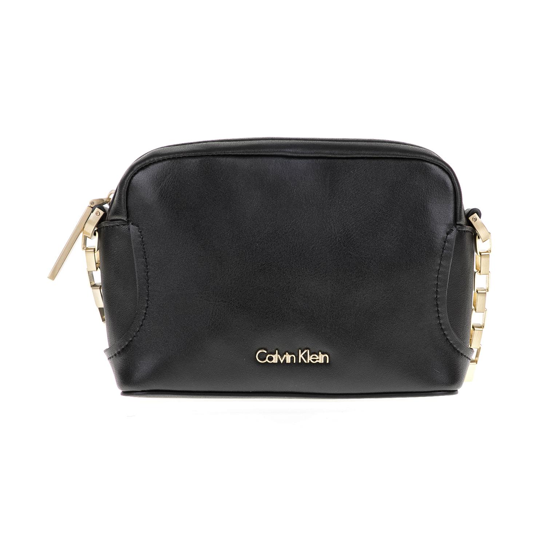 CALVIN KLEIN JEANS – Γυναικεία τσάντα C4ROLYN MINI CROSSBODY μαύρη 1480352.0-0071