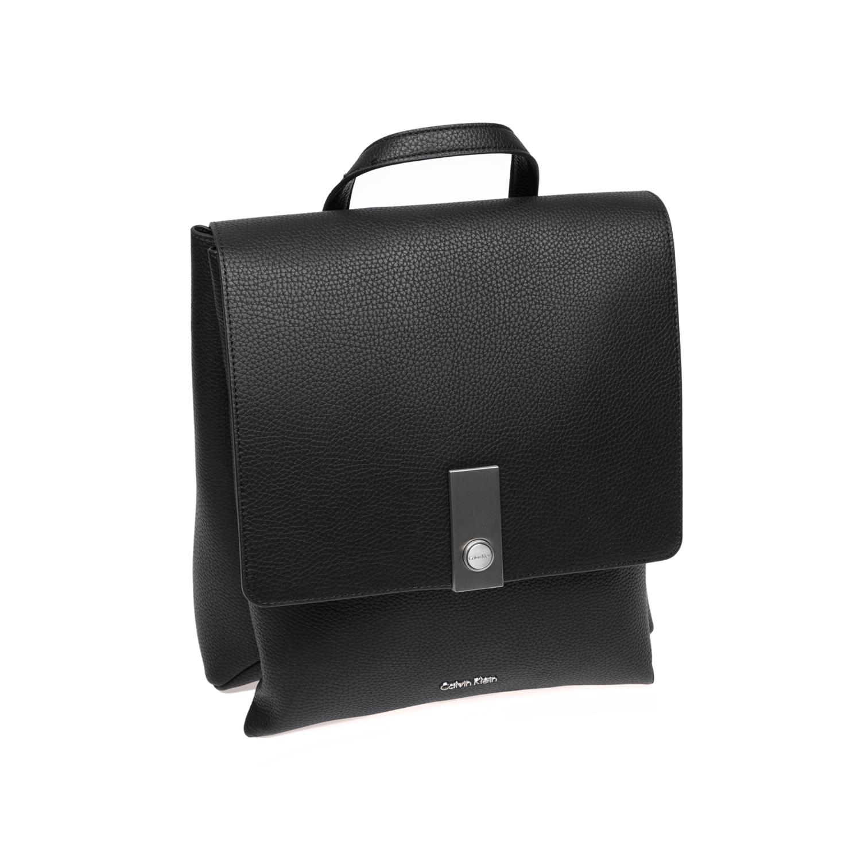 CALVIN KLEIN JEANS – Γυναικεία τσάντα Calvin Klein Jeans μαύρη 1480372.0-0071