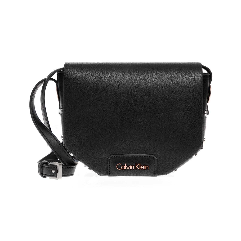 CALVIN KLEIN JEANS – Γυναικεία τσάντα CALVIN KLEIN JEANS μαύρη 1480396.0-0071