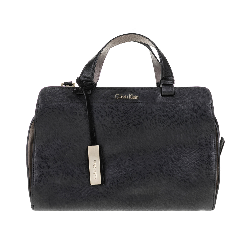 CALVIN KLEIN JEANS – Γυναικεία τσάντα JULI4 DUFFLE DUFFEL BAG μαύρη 1480421.0-0071