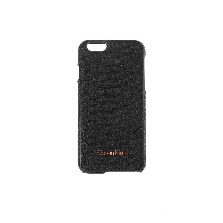 CALVIN KLEIN JEANS – Θήκη κινητού CALVIN KLEIN JEANS POPPY IPHONE 6S μαύρο