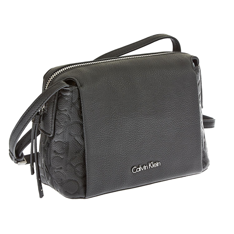 CALVIN KLEIN JEANS – Γυναικεία τσάντα Calvin Klein Jeans μαύρη 1480436.0-0071
