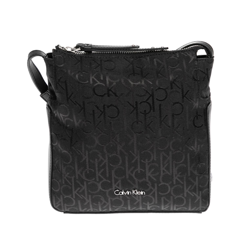 CALVIN KLEIN JEANS – Γυναικεία τσάντα CALVIN KLEIN JEANS μαύρη 1480455.0-0071
