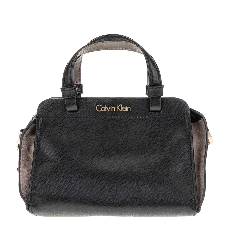 CALVIN KLEIN JEANS – Γυναικεία τσάντα JULI4 MICRO μαύρη 1480491.0-0071