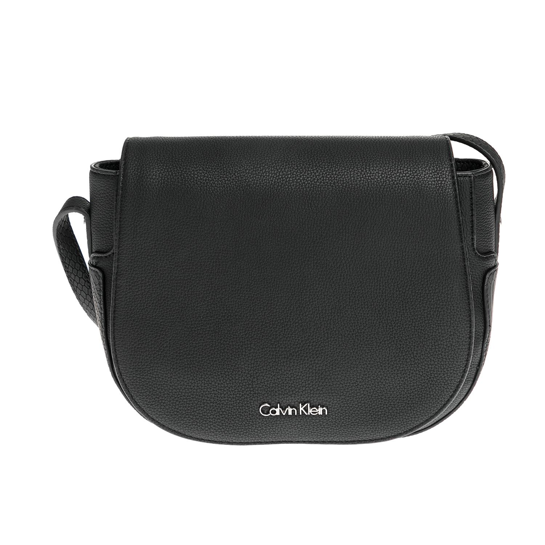 CALVIN KLEIN JEANS – Γυναικεία τσάντα CALVIN KLEIN JEANS μαύρη 1480506.0-0071
