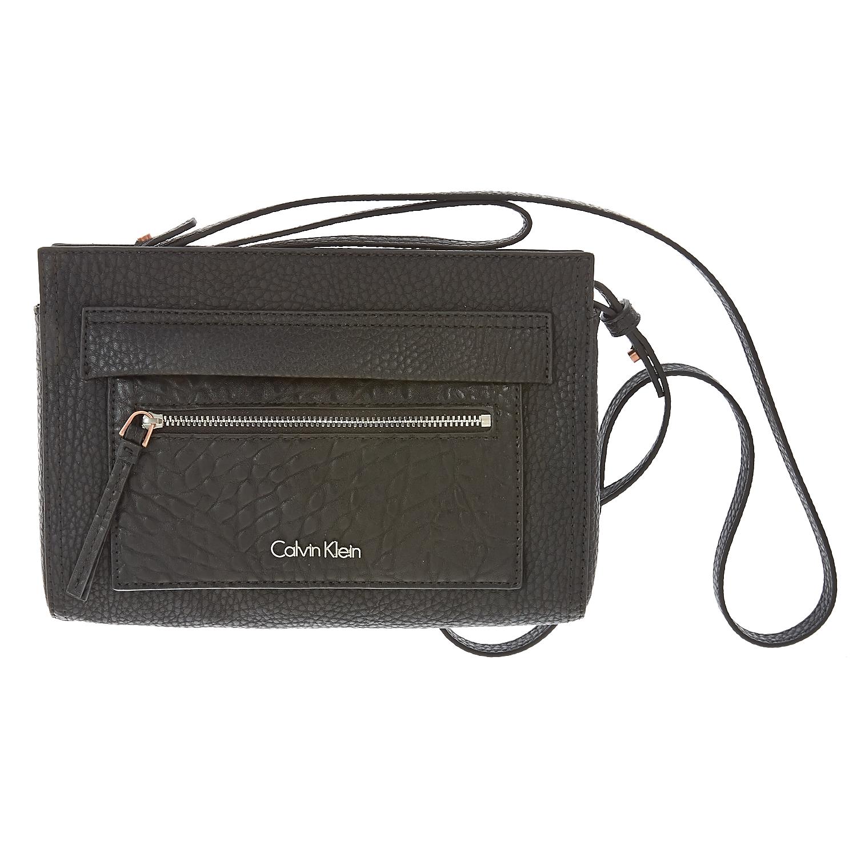 CALVIN KLEIN JEANS – Γυναικεία τσάντα Calvin Klein Jeans μαύρη 1480526.0-0071
