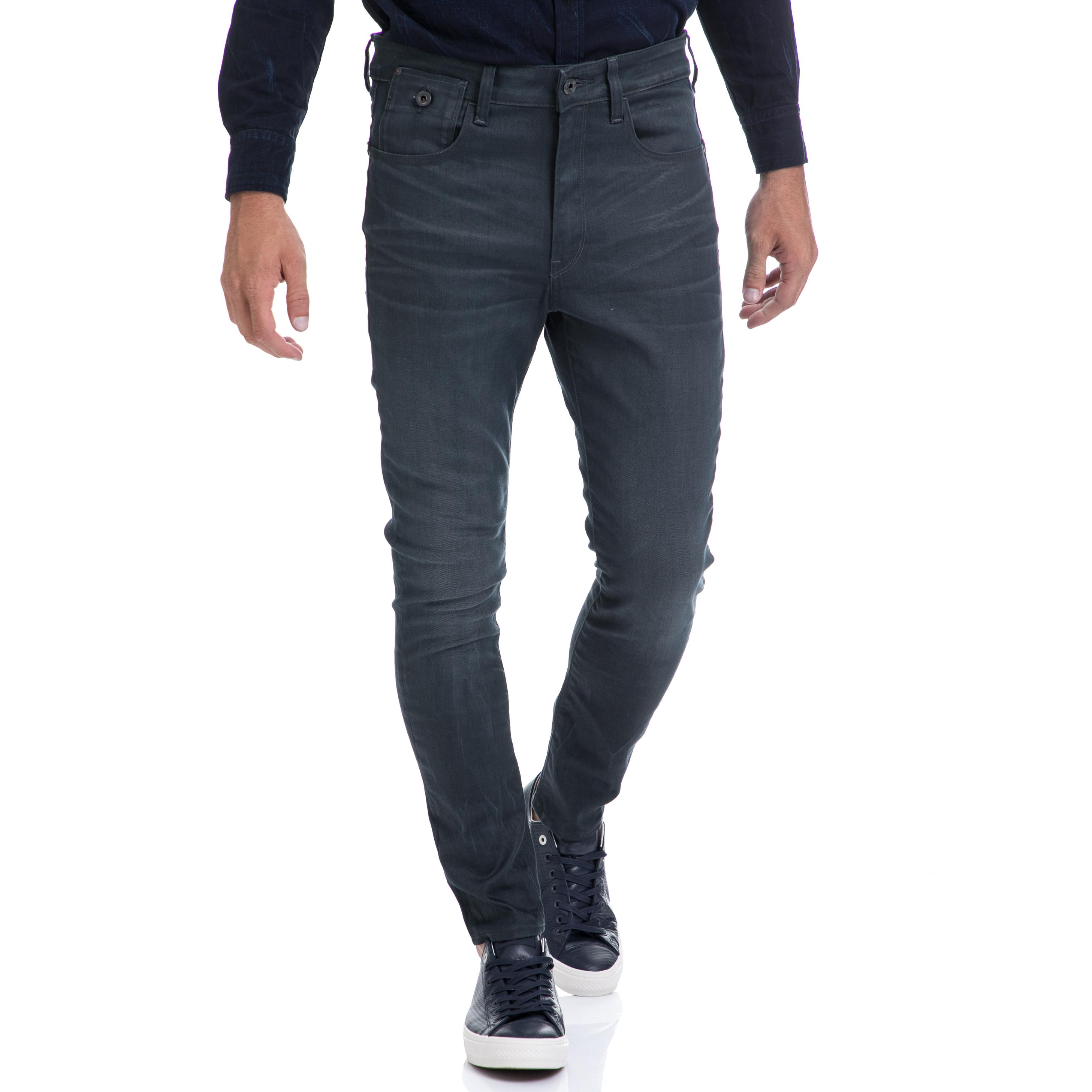 G-STAR RAW - Αντρικό τζιν παντελόνι G-STAR RAW μπλε ανδρικά ρούχα παντελόνια jean